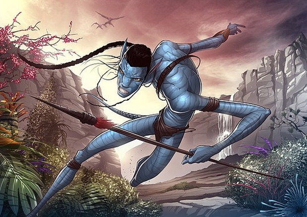 Avatar by-Patrick-Brown