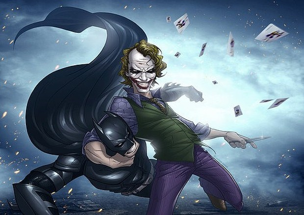 Why So Serious by-Patrick-Brown