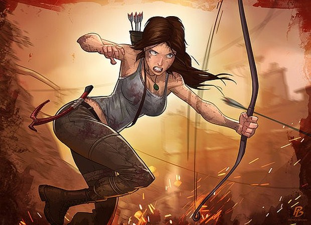 Tomb Raider Reborn Contest by -Patrick-Brown