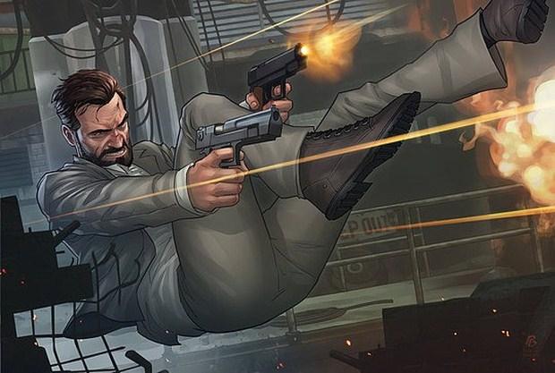 Max Payne 3 by-Patrick-Brown