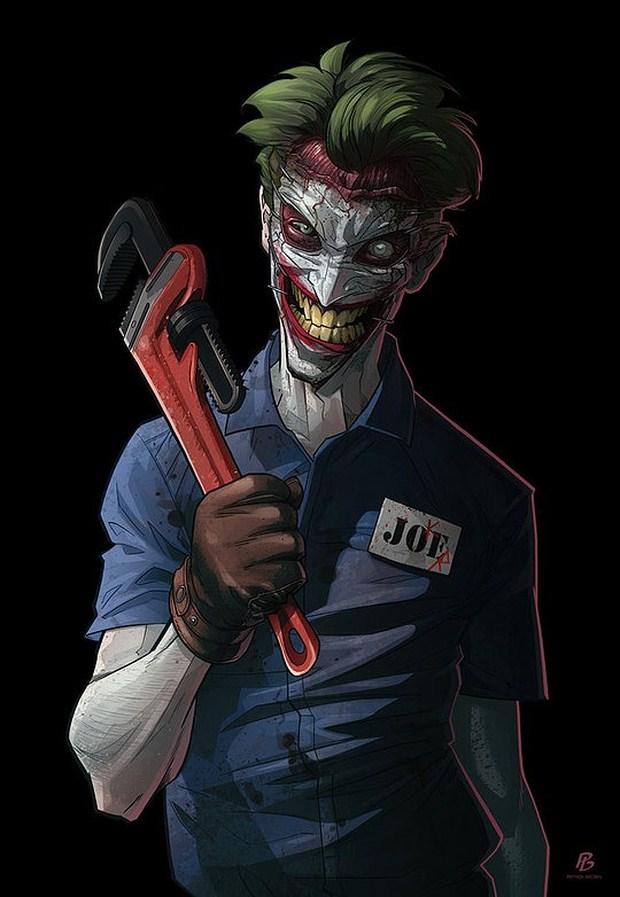 Joker52 by-Patrick-Brown