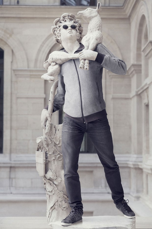 Classical-Sculptures-Dressed-Leo-Caillard