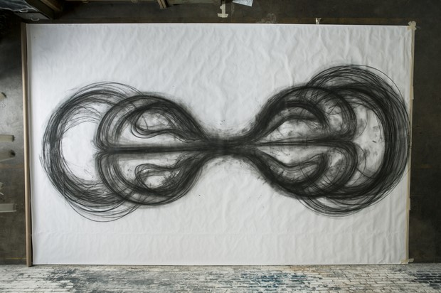 Creating-Charcoal-Drawing-by-Heather-Hansen
