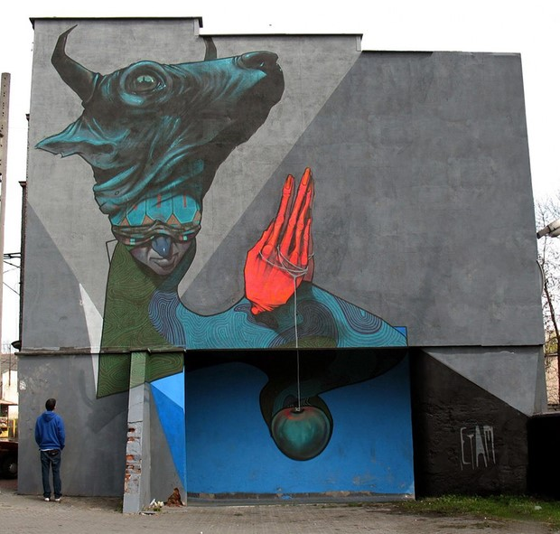 Creative-Street-Art-Wall-Murals-by-Etam Cru