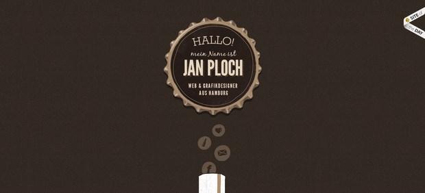 Online portfolio of Jan Ploch