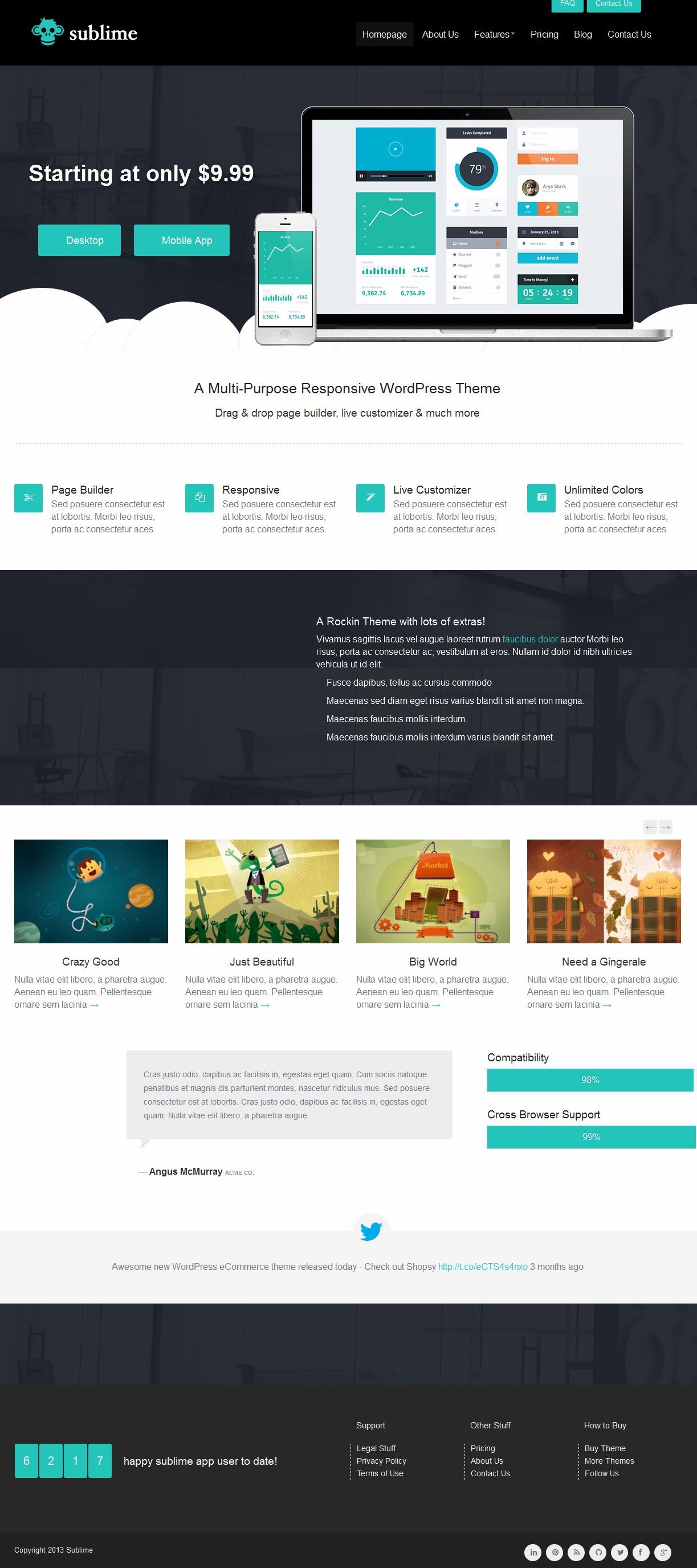 Sublime-Premium WordPress Theme-4