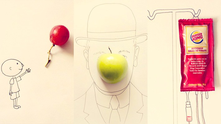 Simple Objects into Creative Illustration by Javier Perez | Part 2 1