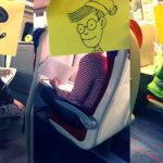Turning Travelers into a Humorous Character by October Jones
