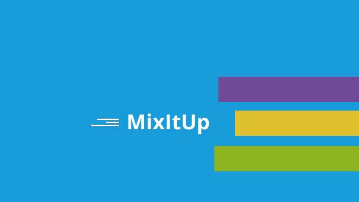MixItUp - CSS3 and jQuery Filter & Sort Plugin 1