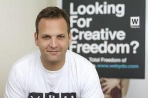 Webydo founder