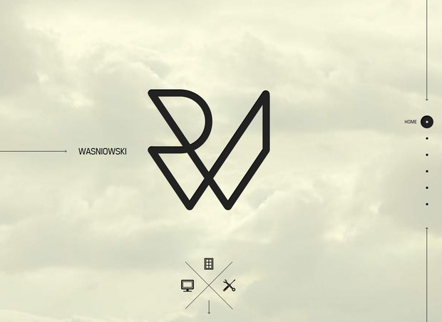 Rafal Wasniowski-Minimal-Web-Design