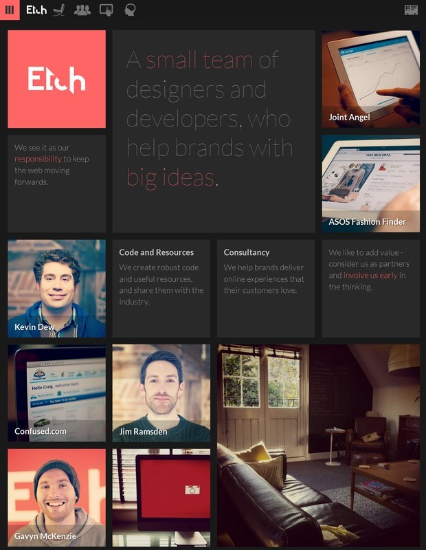 Windows-Phone-Flat-Web-Design