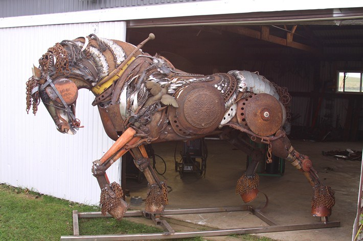 010-Amazing-Metal-Animal-Sculptures-of-John-Lopez