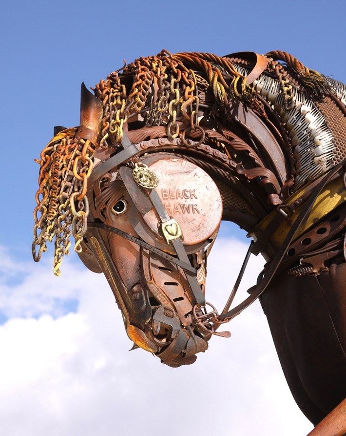 012-Amazing-Metal-Animal-Sculptures-of-John-Lopez
