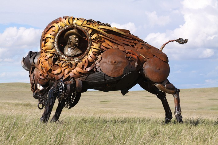 014-Amazing-Metal-Animal-Sculptures-of-John-Lopez