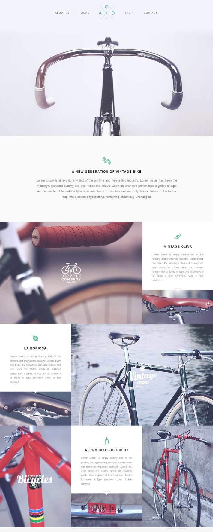 Yebo Free HTML5 CSS3 Responsive Templates