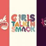 Creative Text Based Logo Design