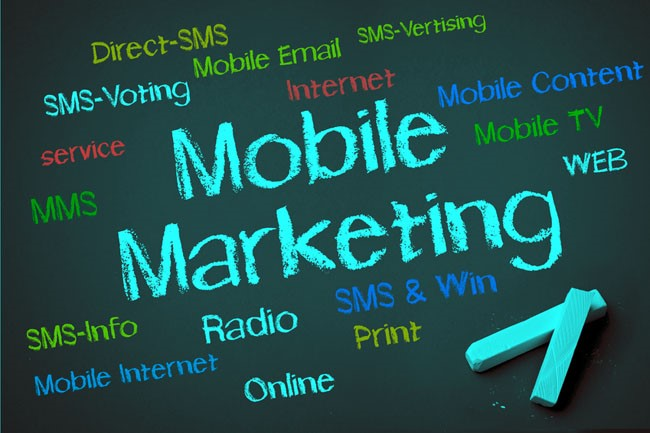 Mobile Marketing Stratagem in Order
