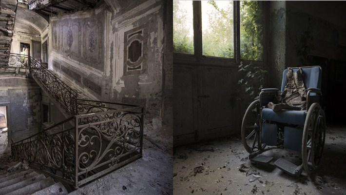 Terrible Photography of Abandoned Places of UK