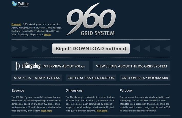 01-960 Grid System