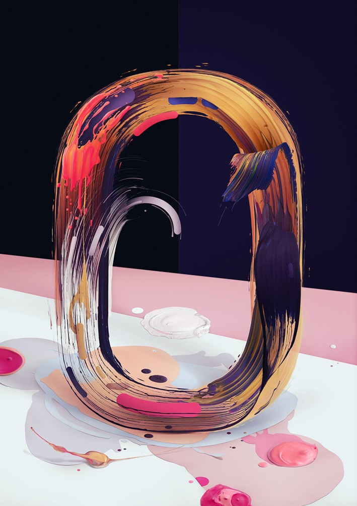 Painting-Typography-Atypical
