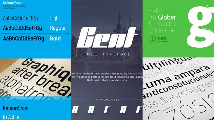 30 Best Free Fonts Downloads 2014