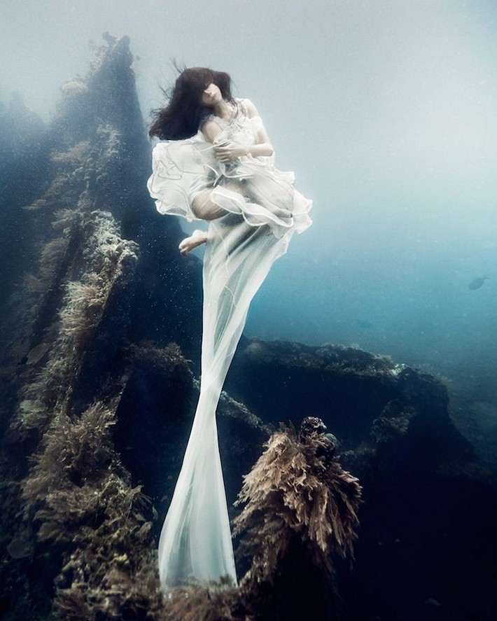 Underwater Photography by Von Wong