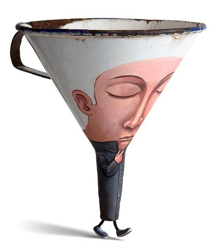 Everyday Objects into Creative Characters