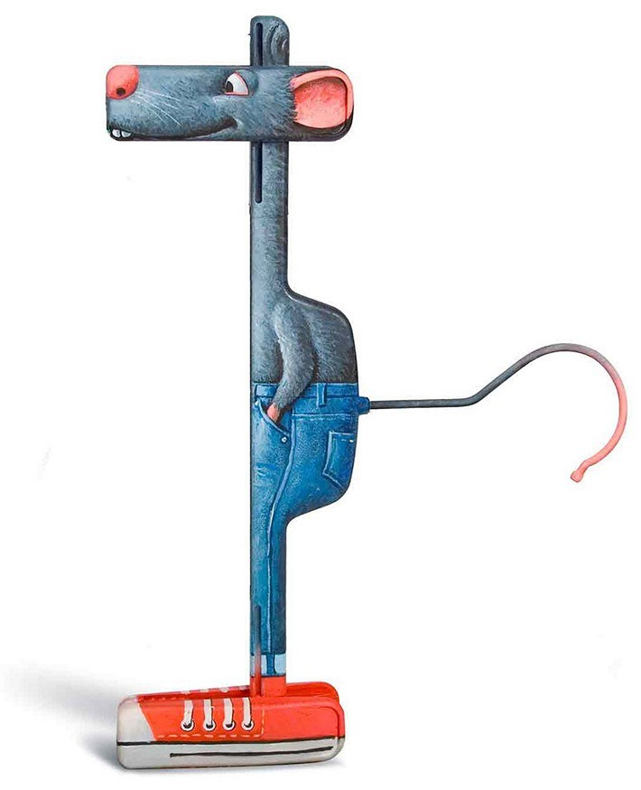 6-Everyday-Objects-into-Creative-Characters-Gilbert-Legrand