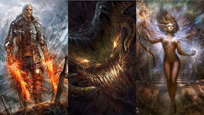 Amazing Concept Art by Pablo Fernandez