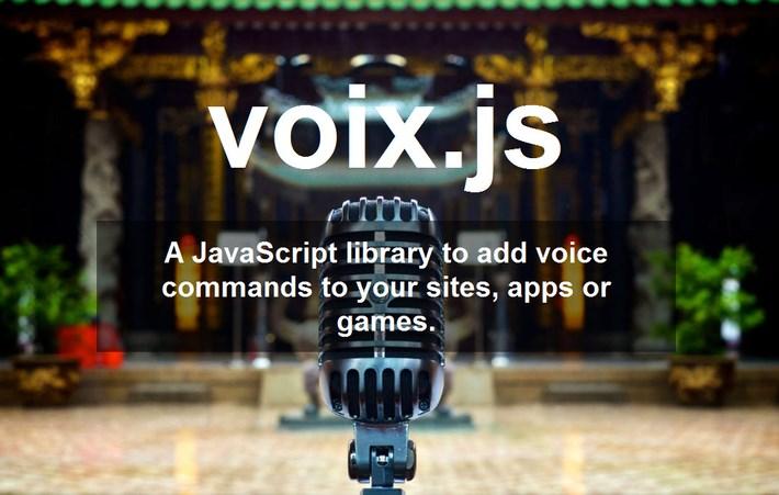 Voix JS Component