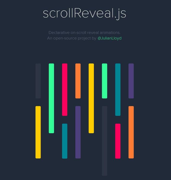 scrollReveal-js