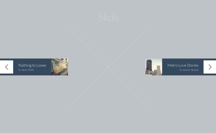 03-Arrow Navigation Styles
