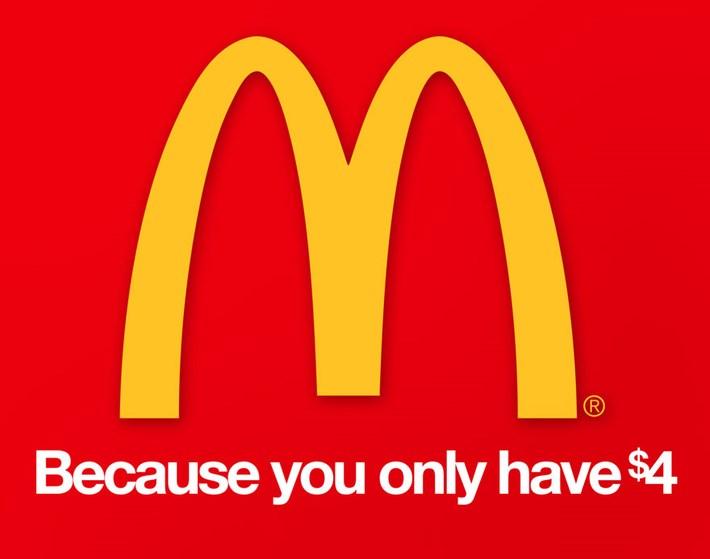 Mcdonald Brand-Slogan