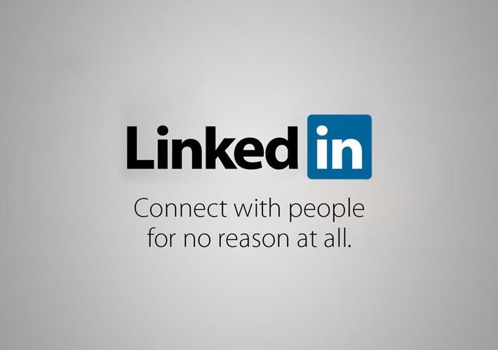 Linkedin Brand-Slogan