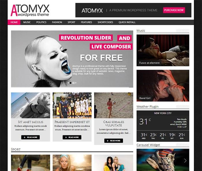 Atomyx
