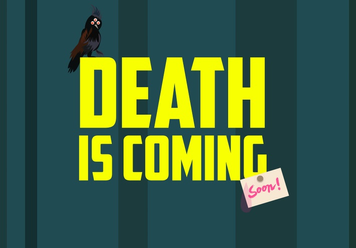 Death is Coming - Graphic Tribute to Game of Thrones