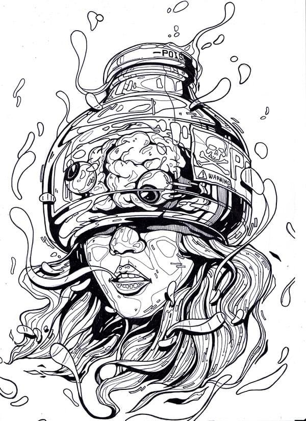 Digital-Art-Inspiration - #4515