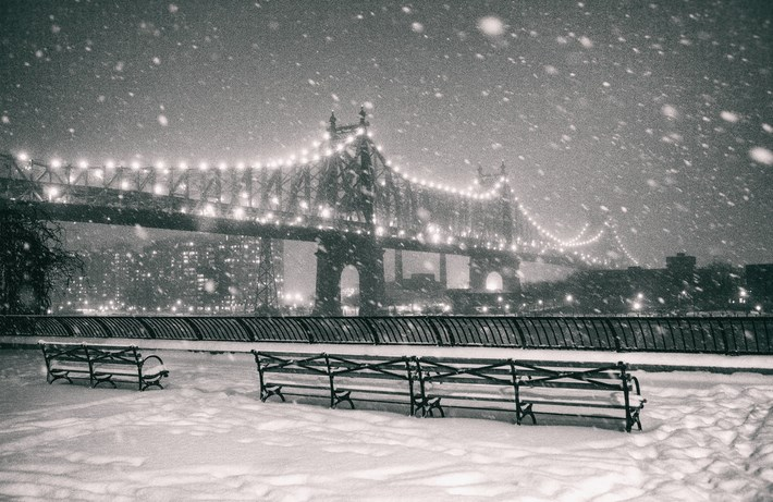 New York City Snow-Photography-of-Urban-Places