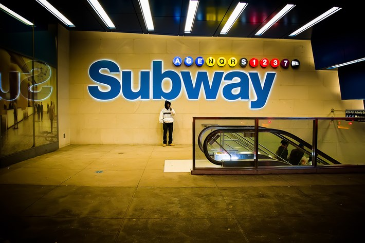 Subway-Photography