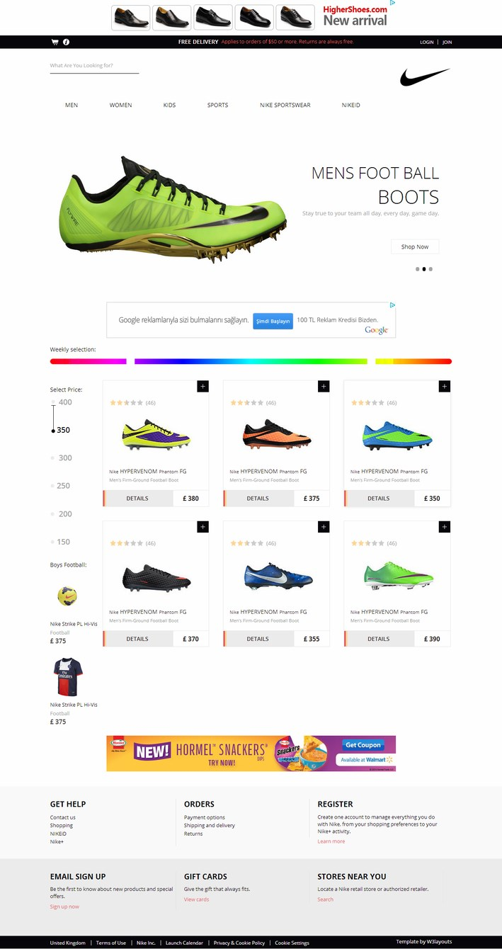 Spike_Shoes_Flat_Responsive_Ecommerce_WordPress_Theme