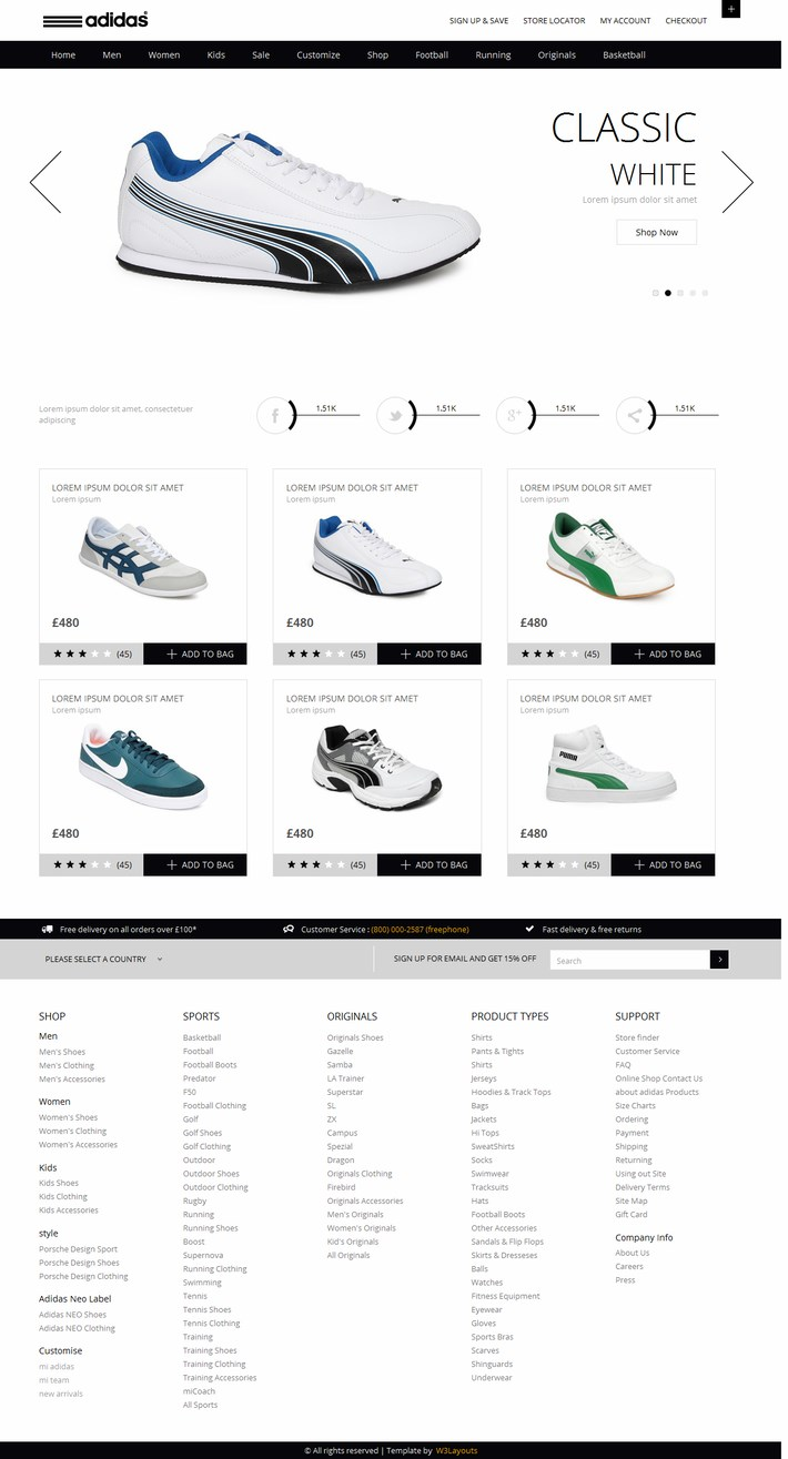Clean_Flat_Ecommerce_HTML_Responsive_Template