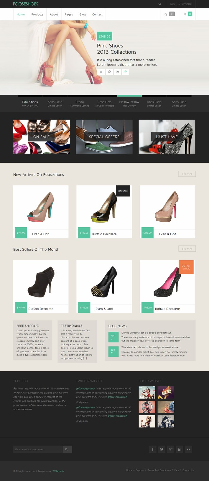Free_Template_Ecommerce_using_HTML5_and_CSS3