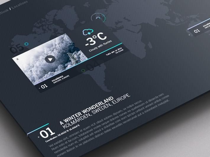 Weather_Dashboard_Global_Outlook_UI_UX_Design