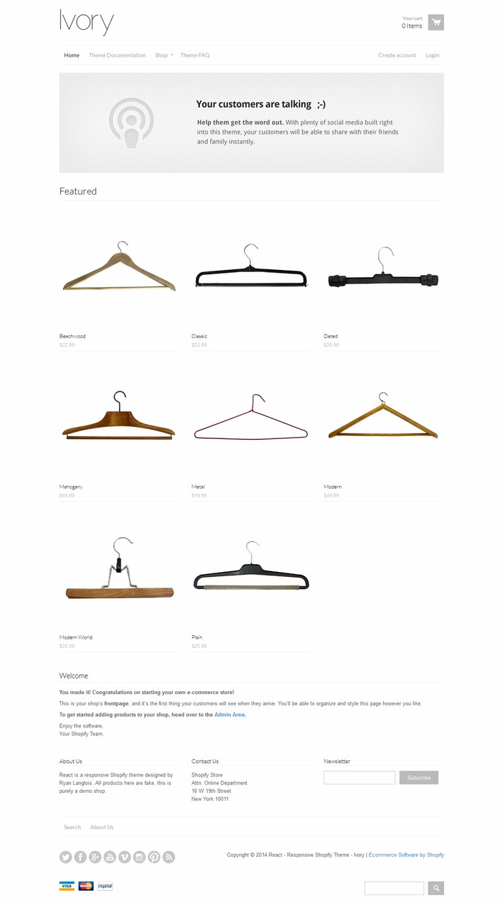 Ivory_Ecommerce_Website_Template