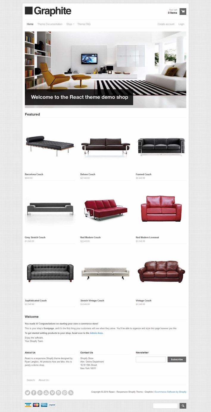 Graphite_Responsive_Free_Ecommerce_Template
