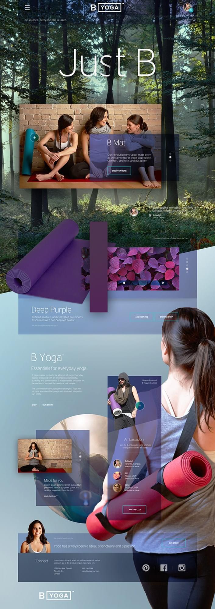 B_Yoga_Website