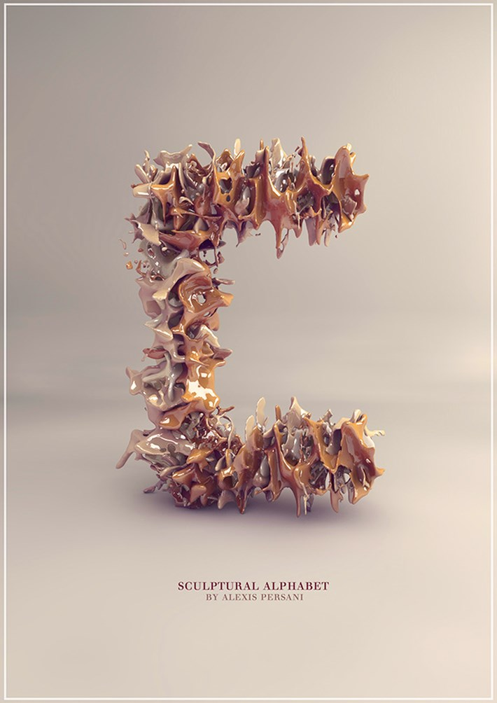 Sculptural_Alphabets_Typography_by_Alexis_Persani_03