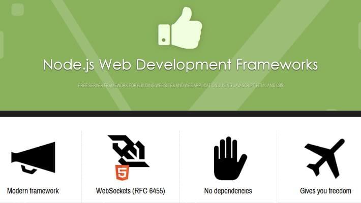 Node-js Web Development Frameworks