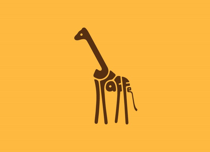 Typography_Animals_Logos_by_Dan_Fleming